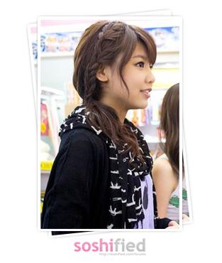 Sooyoung - French Braid (SSF)
