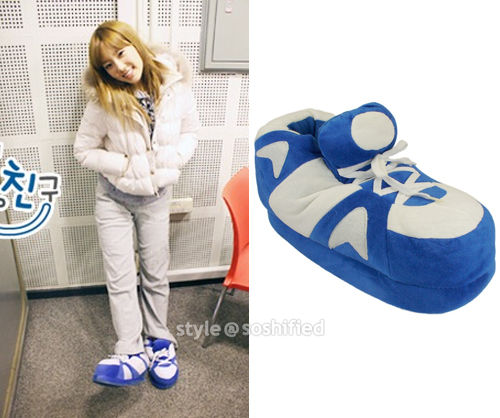14971446c9f0c Soshified Styling Taeyeon  Happy Feet