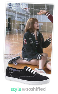 keds black champion originals