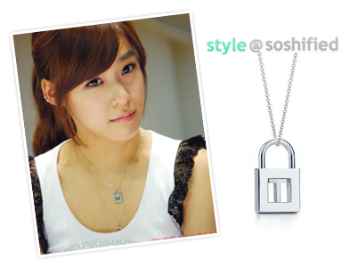 Tiffany letter necklace traumspuren soshified styling tiffany co aloadofball Image collections