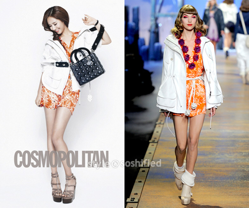 Soshified Styling SNSD...