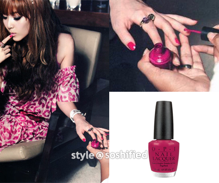 OPI Thats Berry Darling Opi
