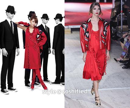 Soshified Styling Sooyoung: Miu Miu