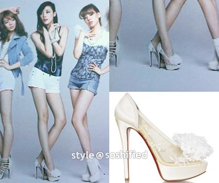 outlet store ed52c 801f5 Tiffany: Christian Louboutin | Soshified SoShi Styling