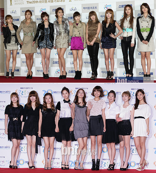 Soshified Styling Snsd Analysis Of Snsd Members Styles