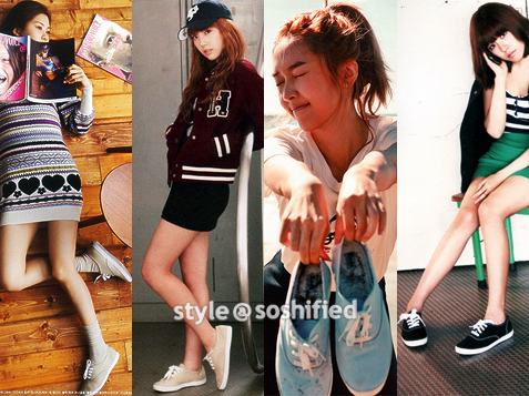 7c6b07671d6 Review on the Keds Champion Canvas Originals as seen on Seohyun