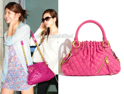 7195894bf88 Marc Jacobs: 'Cecilia – Small' Quilted Leather Bag @ Nordstrom.com $995
