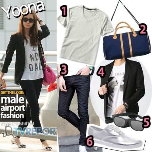 Soshified Styling Get The Look Airport Fashion Male Version