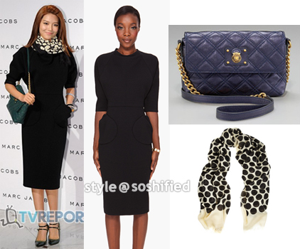 Soshified Styling SNSD: Marc Jacobs, The Shoe : marc jacobs single quilted bag - Adamdwight.com