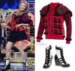 Hyoyeon Adidas x JS