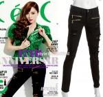 Jessica Work Custom Jeans
