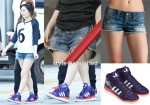 Taeyeon Adidas True Religion