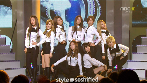 Soshified Styling Poll Which SNSD The Boys Outfit?