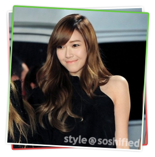 Jessica Snsd Black Hair  more