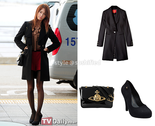 74724eae279 Vivienne Westwood RED Label: Black Origami Melton Wool Coat @  My-wardrobe.com $794.76