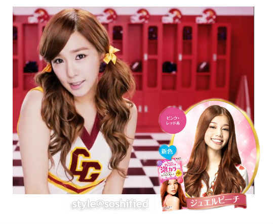 Jessica Snsd Black Hair Soshified Styling Hair...