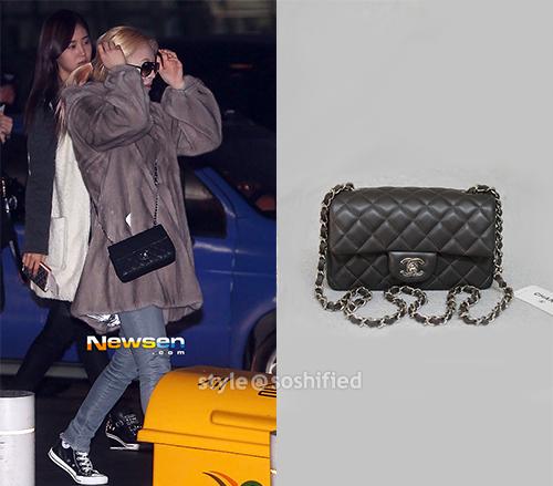 Hyoyeon Chanel