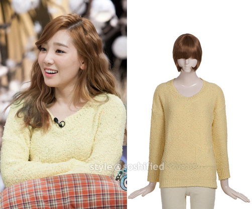 Taeyeon Knit