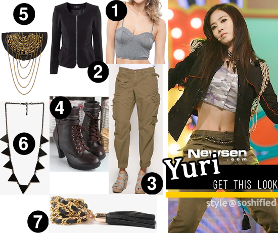soshified styling get this look �i got a boy� � military