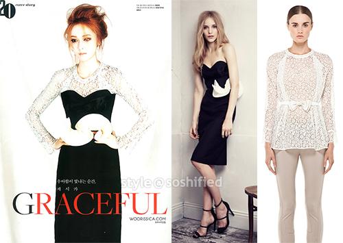 Jessica H&M Chloe