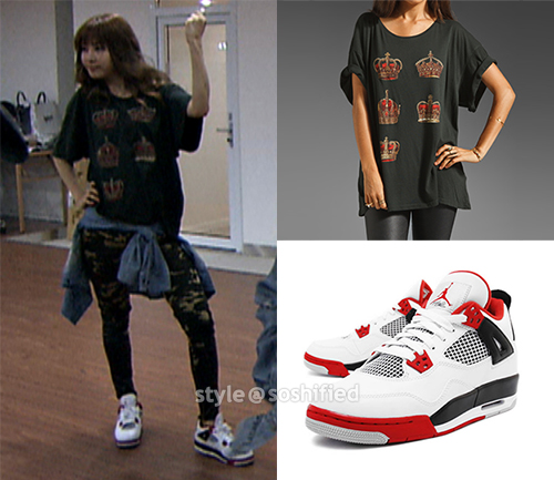 Seohyun Wildfox Jordan Brand