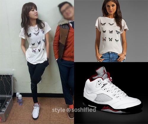 Sooyoung Wildfox Nike