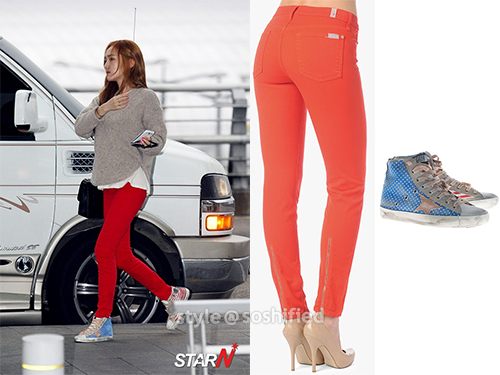 Jessica 7 Mankind Golden Goose