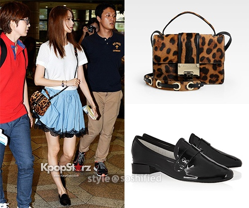 Yoona Jimmy Choo Repetto