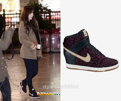 Taeyeon Nike