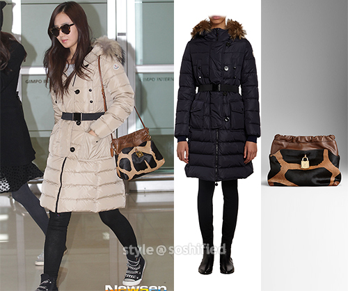 moncler jacket korean