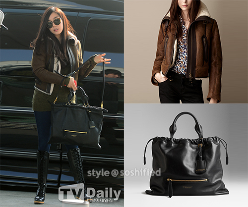 Tiffany Burberry