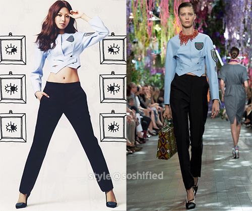 Sooyoung Dior 2