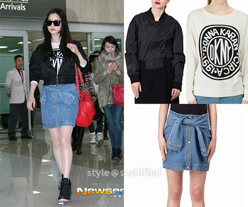 Seohyun OC x DKNY