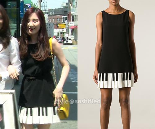 Seohyun Moschino C&C