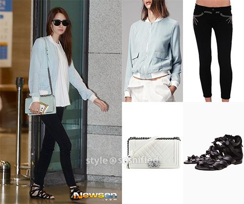 Yoona Thakoon Siwy Chanel Claudie