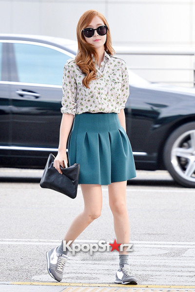 SNSD-Jessica-airport-fashion-June-4-2