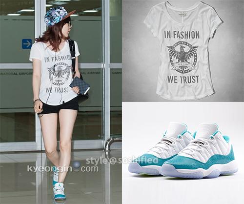 Sunny Abercrombie Nike