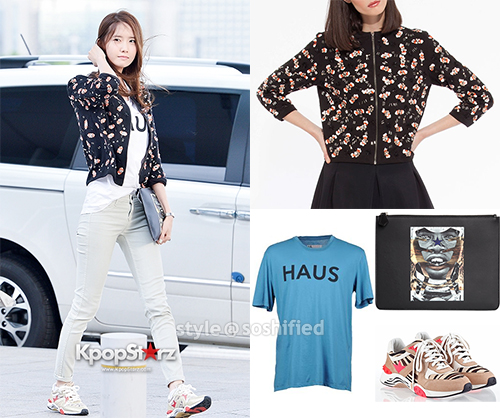 Yoona Essentiel GGDB Givenchy ASH