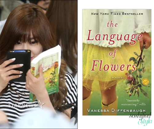 tiffanyinthelanguageofflowers
