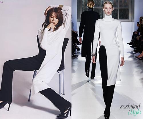 Sooyoung Balenciaga
