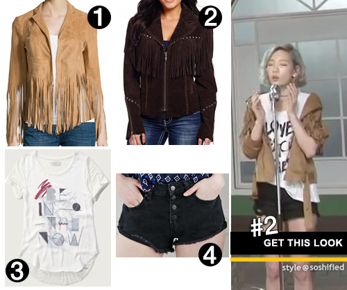e36bdc9f5e66 Soshified Styling Get This Look  Taeyeon Rain Music Video