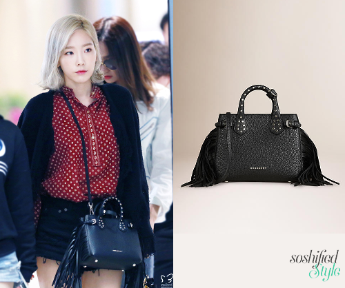 taeyeonburberry