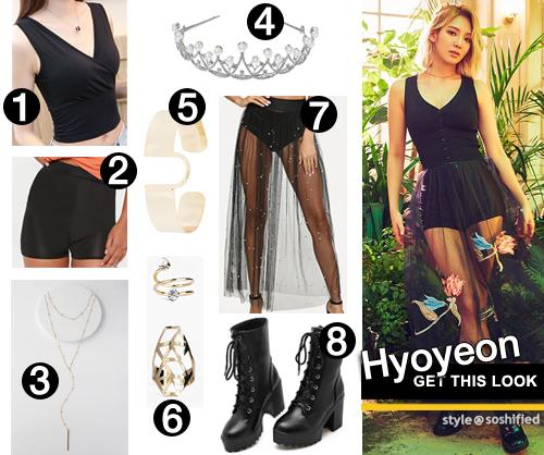 GTL OhGG MV Hyoyeon