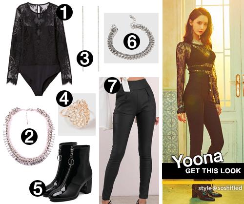 GTL OhGG MV Yoona