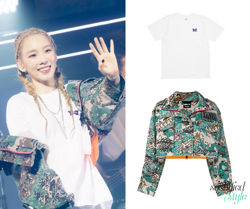 5a3c198a5a42f TAEYEON  Official T-shirt Merchandise ¥3