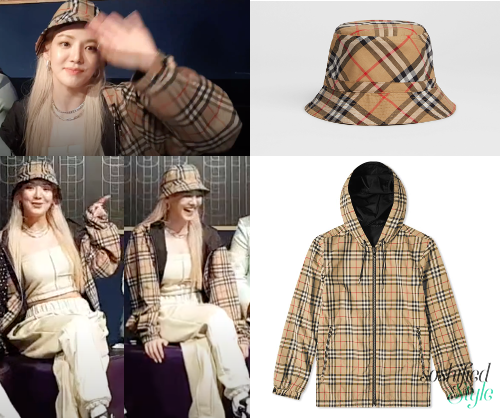 hyoyeonburberry